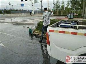 强化措施做好雨天排水防涝工作