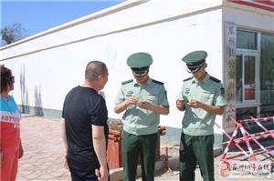 喜迎八一建军节,瓜州县慈善协会为瓜州消防官兵送去慰问