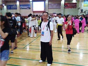 揭西县杨氏太极拳馆参加省第十届武术精英大赛