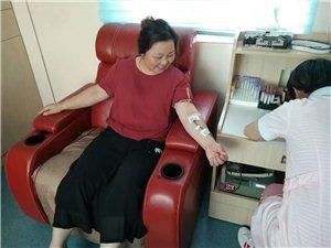 金路村民摔重伤.互助献血度危机