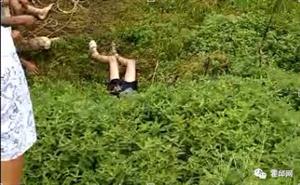 落泪!霍邱又有2个花季女孩不幸溺亡!今日上午发现尸体!【打捞视频】