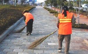 为我们北控清洁工点赞致敬环卫工人!