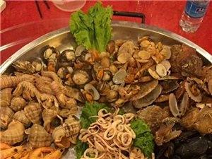 看着一大锅的海鲜,造起来