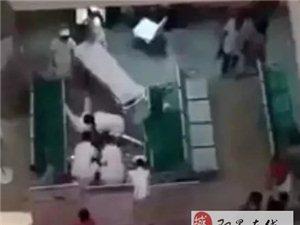 即墨市人民医院一患者坠楼身亡!