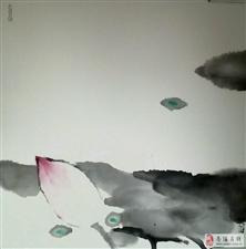 蔡红祥国画作品欣赏