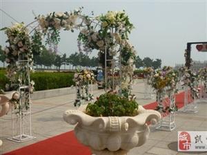 婚礼现场不够漂亮?梦想中的婚礼广场在这里!