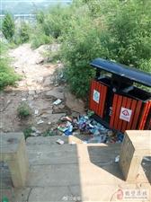 桑园小镇的垃圾
