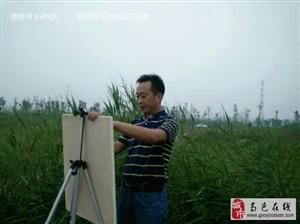 刘志红国画作品 (组图)