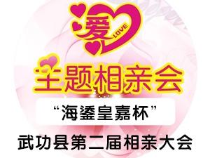 """我的团  圆你的梦,武功县第二届""""海鋈皇嘉杯""""相亲大会"""