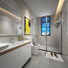 卫生间浴室柜材质介绍及安装指南