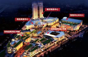 实拍:苍溪美好广场进展(组图)