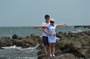周末,中国的马尔代夫:原生态海岛桑岛+快艇环游无?#35828;?月亮老人+海水浴场+蓬莱2日游