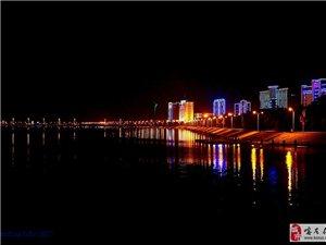 小城的夜 -喀左
