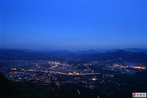 湖头镇全景图