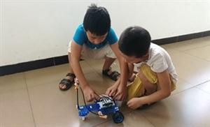 机器人科创活动第二期