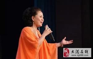 获奖了!获奖了! 求是义工马丽云在葡京赌场网站市演唱比赛上获奖了!