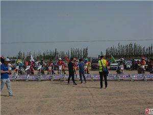 2017甘肃・瓜州第二届越野摩托车场地赛看看咱热情的瓜州及外来观众