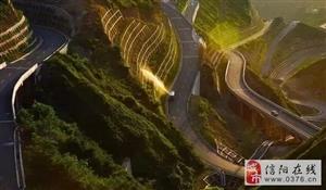 陕西这条醉美盘山公路,低调人少,还有500亩格桑花海!