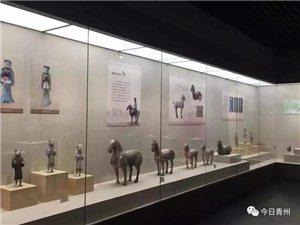 青州市博物馆展厅调整通知