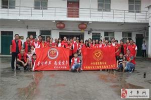 2017年8月19日刘集敬老院义工活动