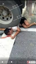 一死一重伤!霍邱新105国道又出车祸!现场惨不忍睹…【视频慎点】