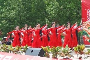 2016威尼斯人网址广场舞健身大赛