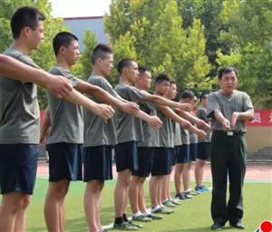 美高梅游戏县开展役前教育与体能训练确保输送合格兵员