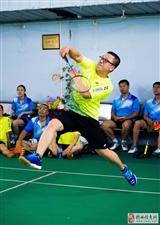 揭阳市地税系统羽毛球团体比赛在我县举行
