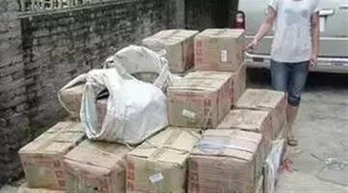 一男子在洪洞购买3600公斤非法炸药,运送时发生交通事故被抓!