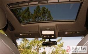 【实用】汽车天窗竟有6大隐藏功能,别浪费!否则车白买了...