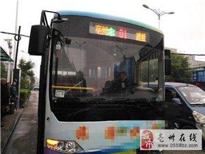 """亳州市新增开""""D1路""""公交车;这些学生坐车更方便了!"""
