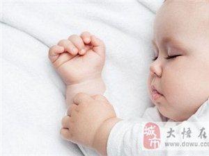 宝宝的5种错误睡姿,你家宝宝有吗?大悟宝妈快改正吧~