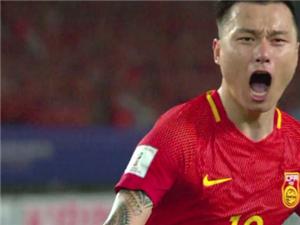 世预赛-郜林点射建功 国足1-0胜乌兹别克仍有出线希望