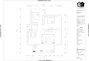 【户型解析】江南美邸79平方