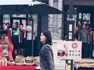 厉害了!女神刘涛在即墨古城拍戏,你在哪?附现场视频