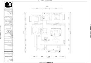 【户型解析】江南美邸105m2户型