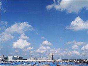2017年9.7.滁州的天(手机拍摄)