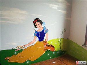 """城市114""""老辛墙绘工作室""""暑期大奉献,精彩墙绘作品先睹为快!"""