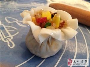 不用擀面,10分钟出锅,比饺子好吃更简单,女儿天天吃也不腻