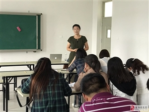 送培上门,助力民办学校教师成长