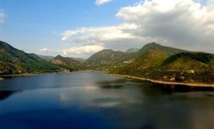 太美了!横江水库