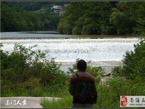 【苍溪】石门电站洪水翻坝壮观!【图】