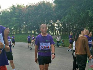 濮阳在线健身跑活动