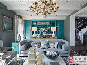 沙发墙,最美不过新中式!