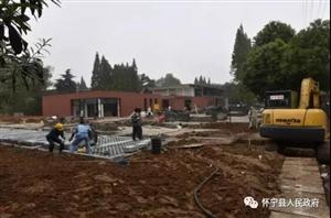石牌戏曲文化中心建设进展迅速