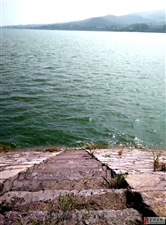 漂亮的云蒙湖!