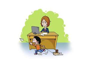 7岁女娃天生多动症调皮,上课注意力写作业最近进步很大