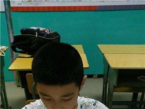 孩子写不好字、握笔、坐姿不正确、作业脏乱差怎么办!请到广汉中宫格
