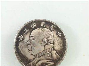 陇原巧手收藏的古银元今起全部发售