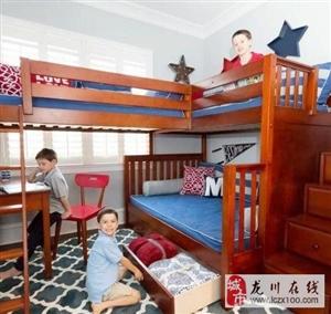 国外的上下床太有趣!怪不得小孩都喜欢!